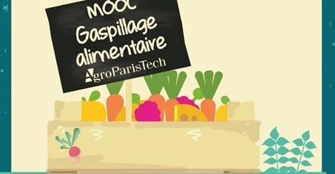 Le Mooc gaspillage alimentaire est porté par AgroParisTech