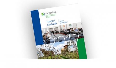 le rapport d'activité 2016 d'Agreenium