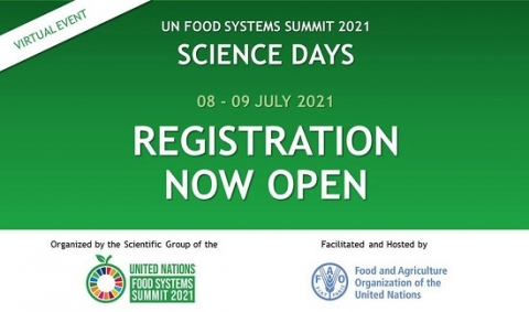 science_days_-_un_food_systems summit 2021